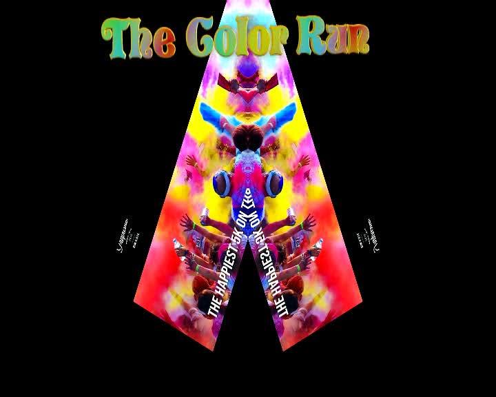 The Color Run DVD