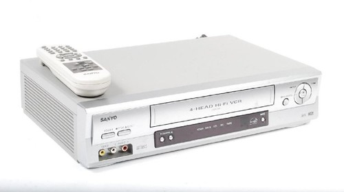 Последний видеомагнитофон Sanyo