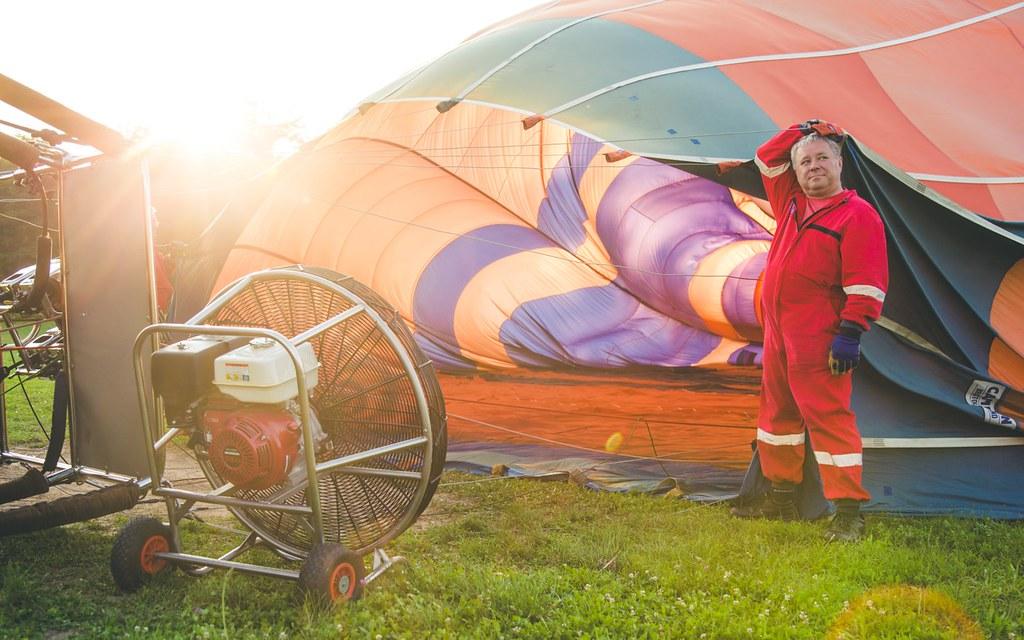 Luftballon Heviz Ungarn-3