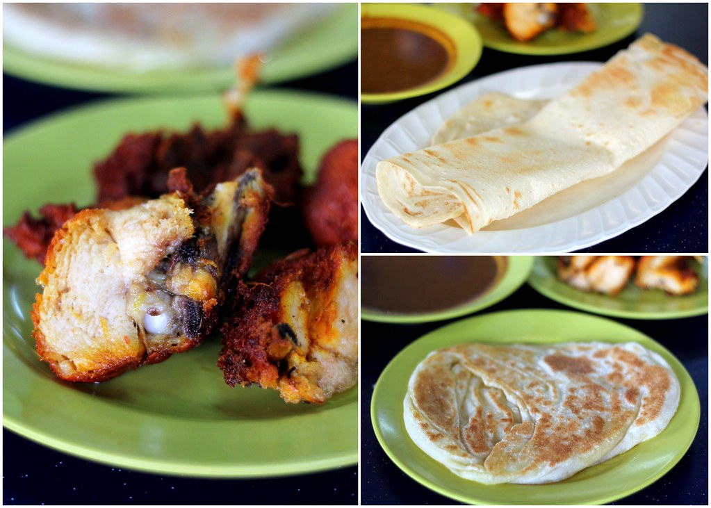 Delicious Eats In Jalan Kayu: Thasevi