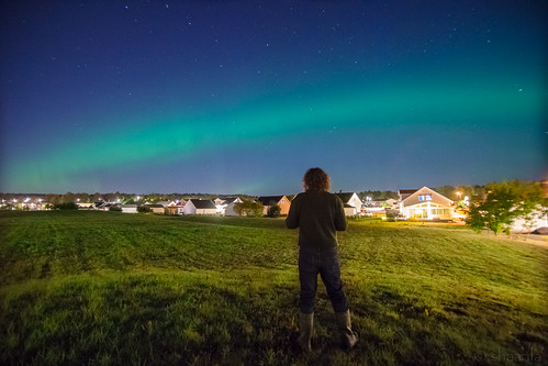 Northern lights August 23, 2016