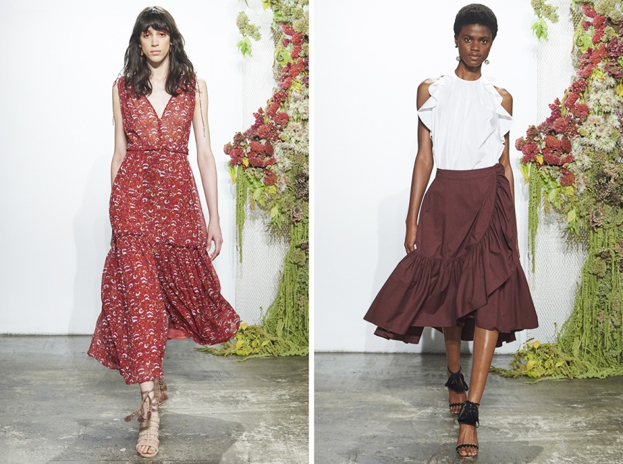 Ulla Johnson Spring 2017 RTW Collection