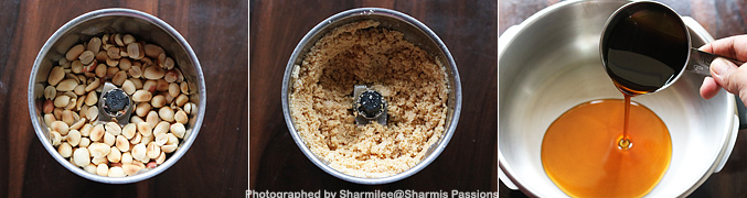 How to make Peanut Kozhukattai Recipe - Step3