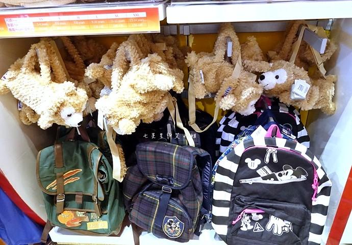 10 香港機場 迪士尼奇妙店 買達菲熊免進迪士尼樂園