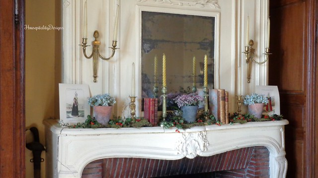 Rabbit Hill Dining Room Mantel - Housepitality Designs