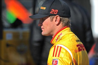 Ryan Hunter-Reay | by IndyCar Series