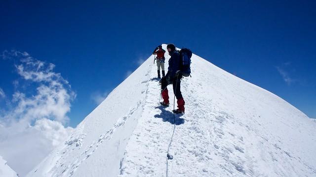 Monte Rosa 2012