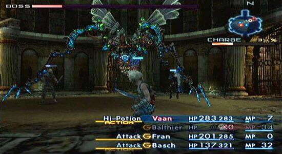 Final Fantasy XII Sins & Triumphs