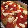 #Zucchini #Parmigiana #Romano #Homemade #CucinaDelloZio - mozzarella 2