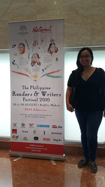 The Philippine Readers & Writers Festival + Ludo Makati