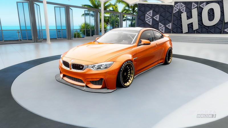 Forza horizon 3 voiture kit carrosserie