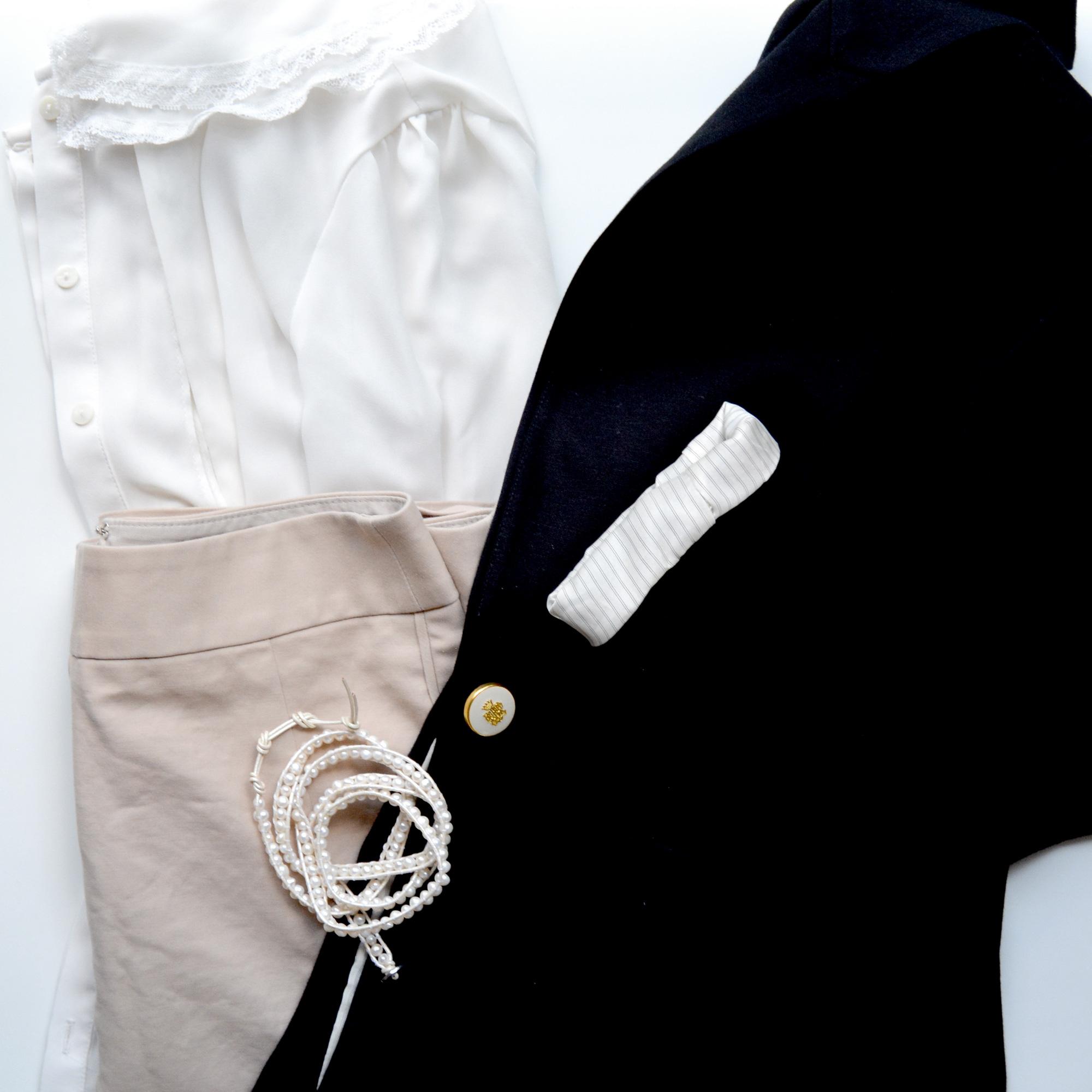 Fall Capsule Work Wardrobe