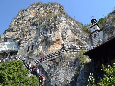 Manastirea Basarbovski obiective turistice Ruse 8