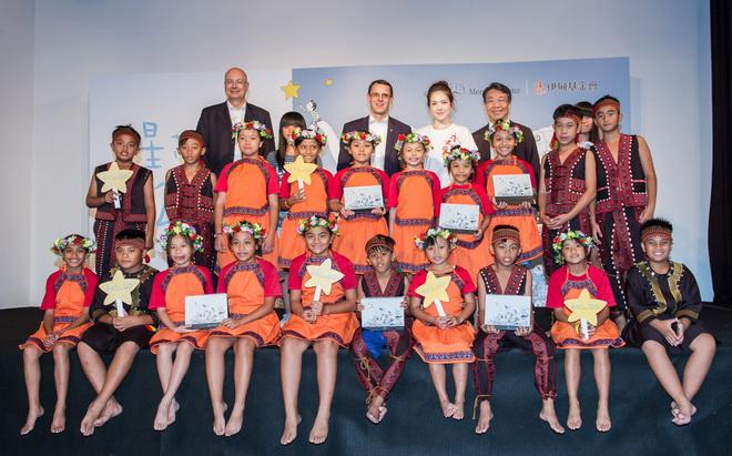 【星夢想.伊甸象圈工程計畫】每年邀請弱勢兒童繪出代表夢想的桌曆,透過義賣守護將近5,000名學童