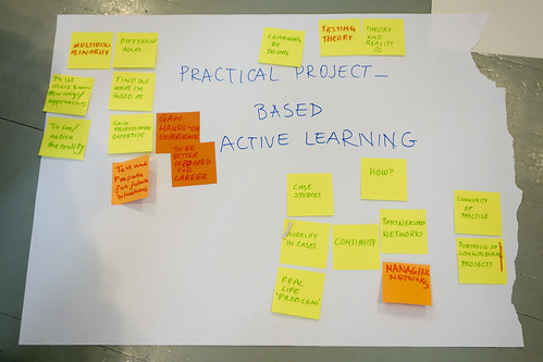Practical Project Based Active Learning