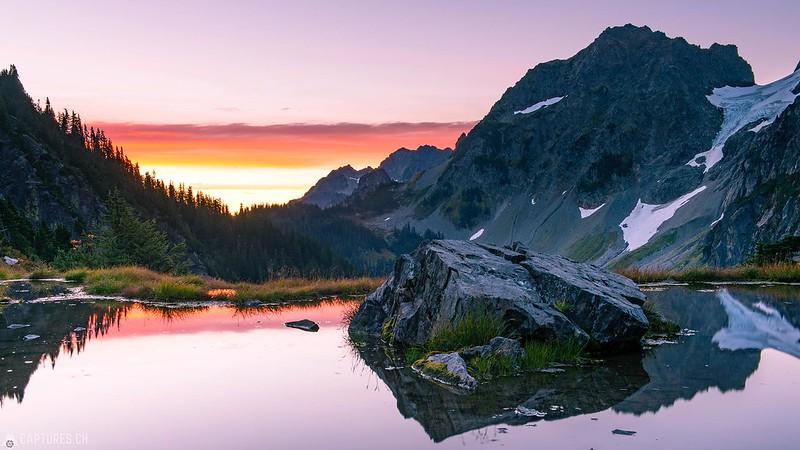 Dawn - North Cascades National Park