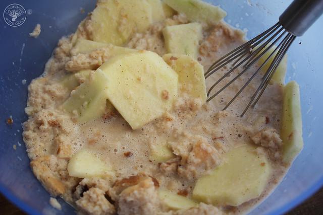 Tarta manzana y pan de molde micrrondas www.cocinandoentreolivos.com (23)