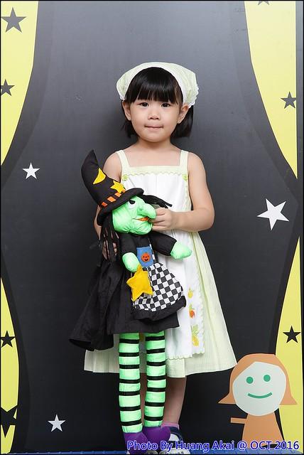 【寫真】2016李氏姐妹 Halloween