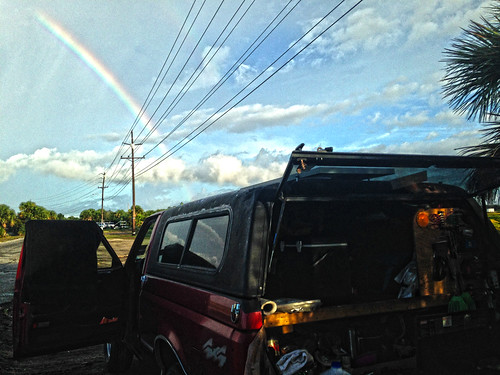 Breakfast With A Rainbow On Tybee