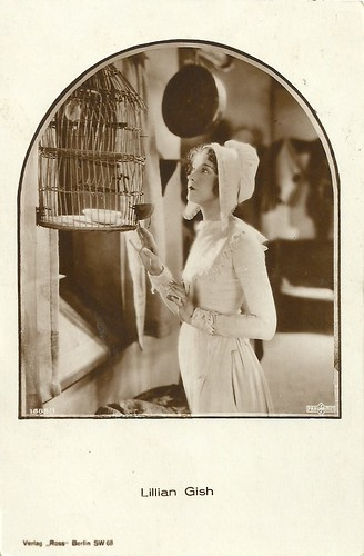 Lillian Gish in The Scarlet Letter