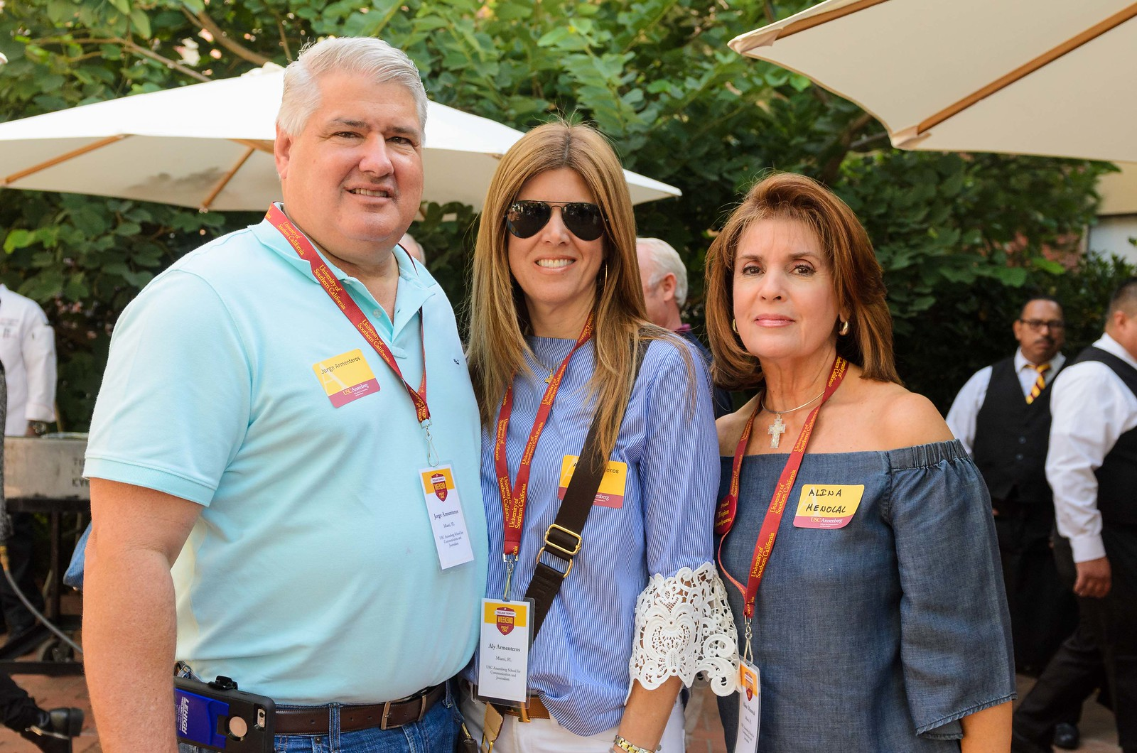 2016 Trojan Family Weekend Reception