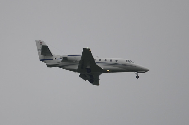 OE-GES Cessna 560XL Citation XLS+