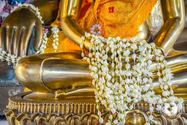 wat phan tao Chiang Mai Thailand