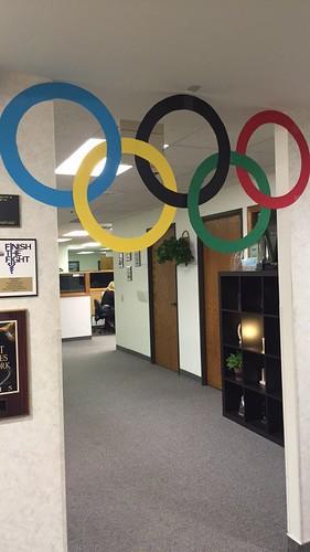Olympic Day @ #BlythecoOC 8-12-16