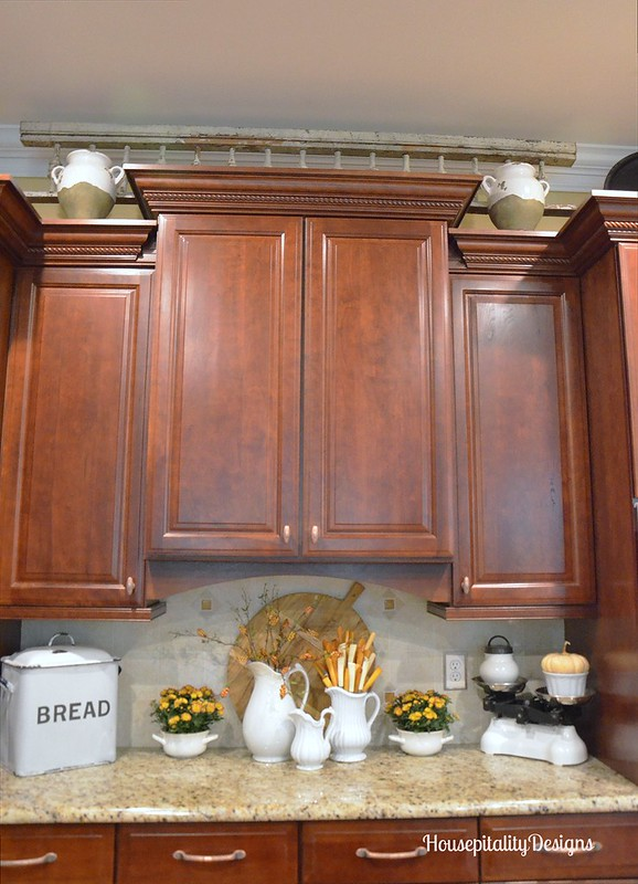 Fall Kitchen - Ironstone - Bakelite - Housepitality Designs