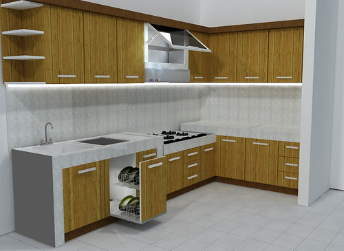 Katalog rumah minimalis kitchen set minimalis home modelsi for Katalog kitchen set