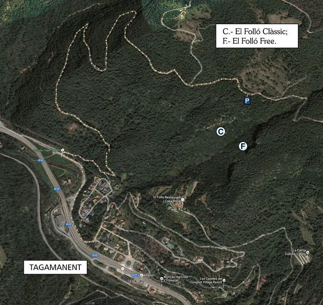 El Folló - Sector Clàsico -01- Zona deportiva -03- Acceso 01 (21-08-2016)