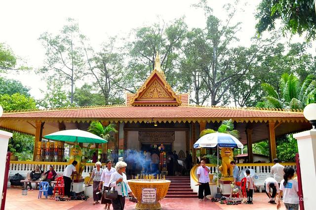 Preah Ang Chek Preah Ang Chom Siem Reap