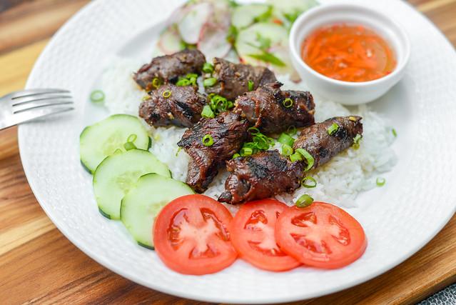 Vietnamese Barbecue Beef