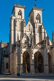 Notre-Dame, Semur-en-Auxois
