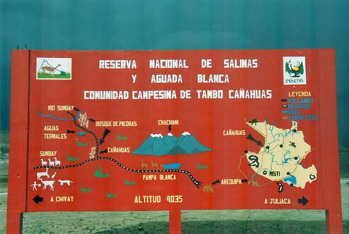 RN Salinas y Aguada Blanca