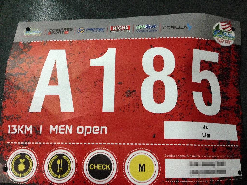 Get the race bib