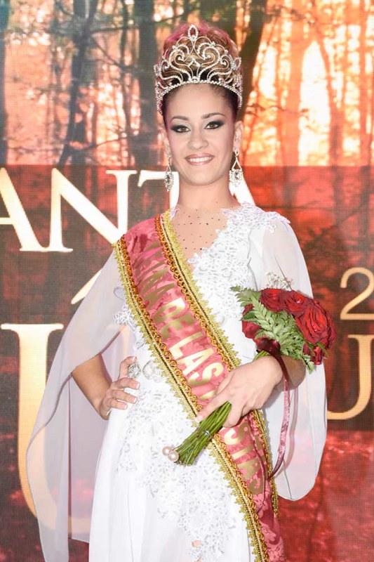 Elección y Coronación de la Reina de las Fiestas de Santa Úrsula 2016
