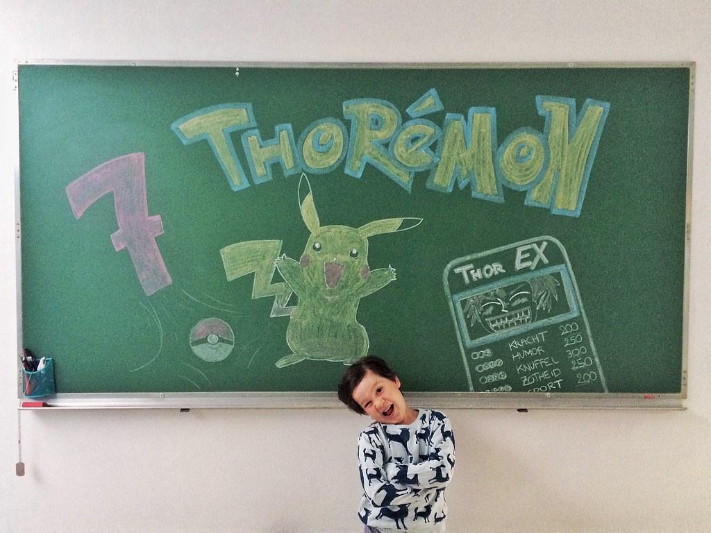 Thor = seven!