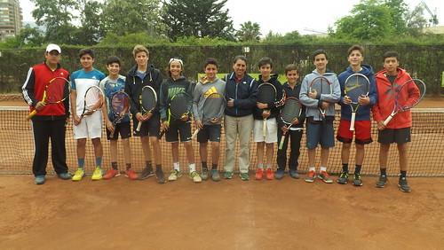 Qualy Junior Open Movistar 2016