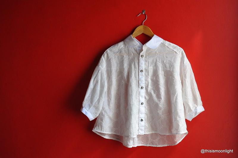 mannish shirt