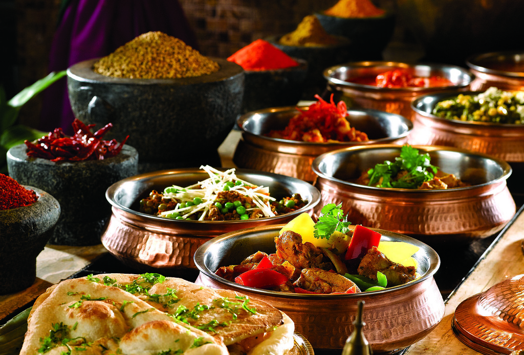 Mandarin Oriental - Indian Cuisine Counter (cropped)