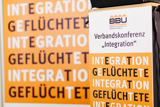 """BBU-Verbandskonferenz """"Integration"""" 14.07.2016"""