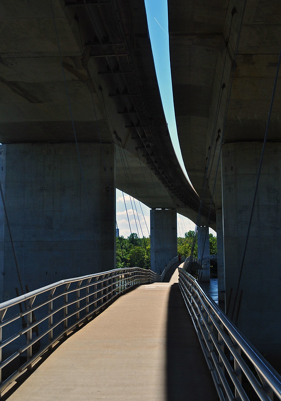 Belle Isle - Pedestrian Bridge (4)