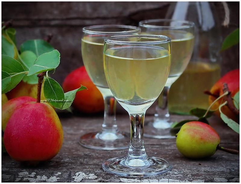 ...pear liqueur_