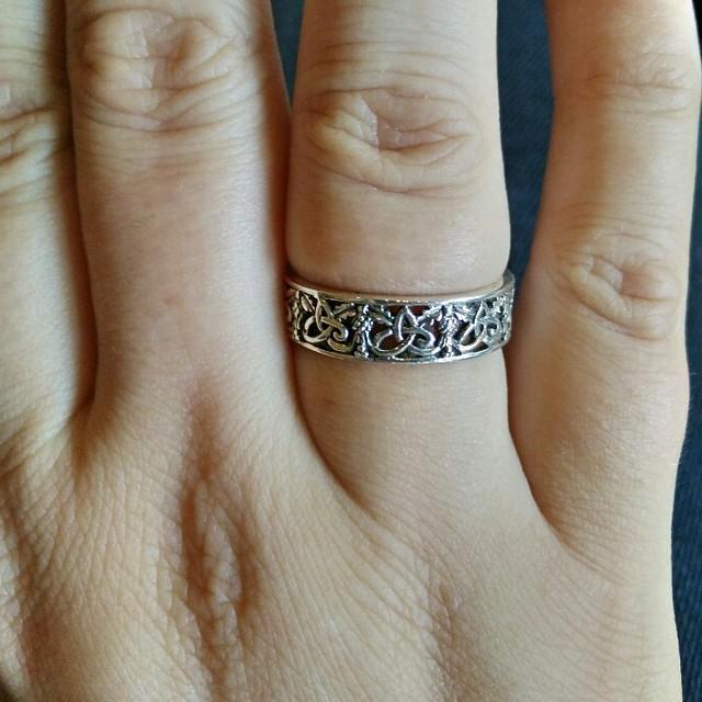 Outlander ring