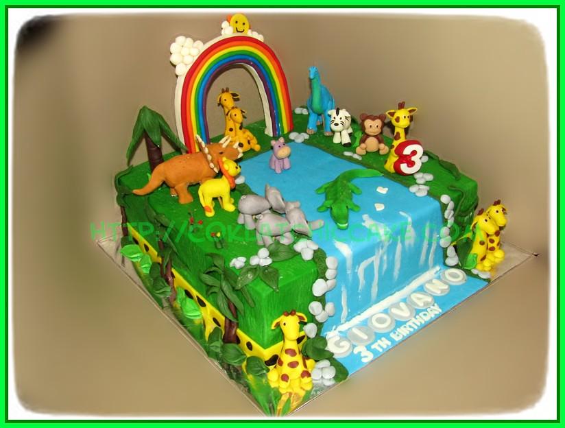 Cake Animal
