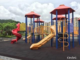 CIRCLEG 香港 遊記 美孚 嶺南之風 荔枝角公園  (19)
