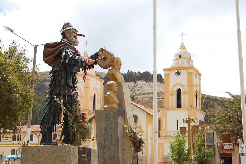 San Jerónimo de Tunan, Huancayo, Junín, Peru