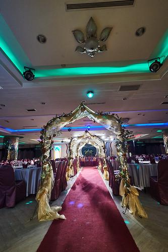 姊姊的婚禮好幸福‧推薦高雄尊龍大飯店的婚宴企畫團隊 (7)