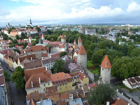 turn biserica Olaf 1 Tallinn